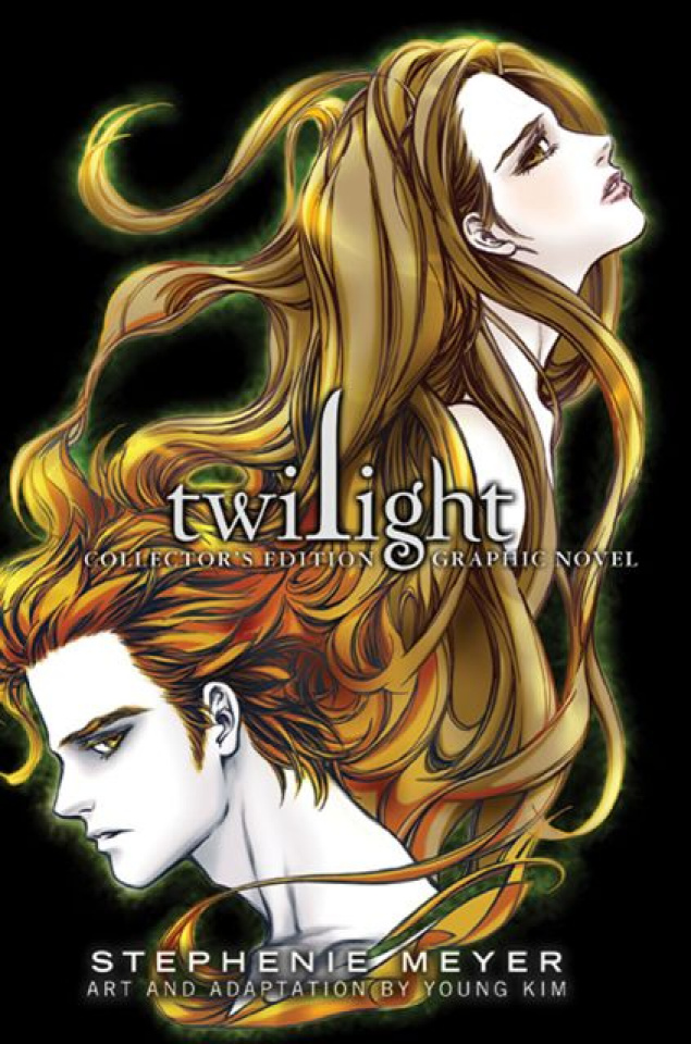 Twilight: The Manga Collectors Edition