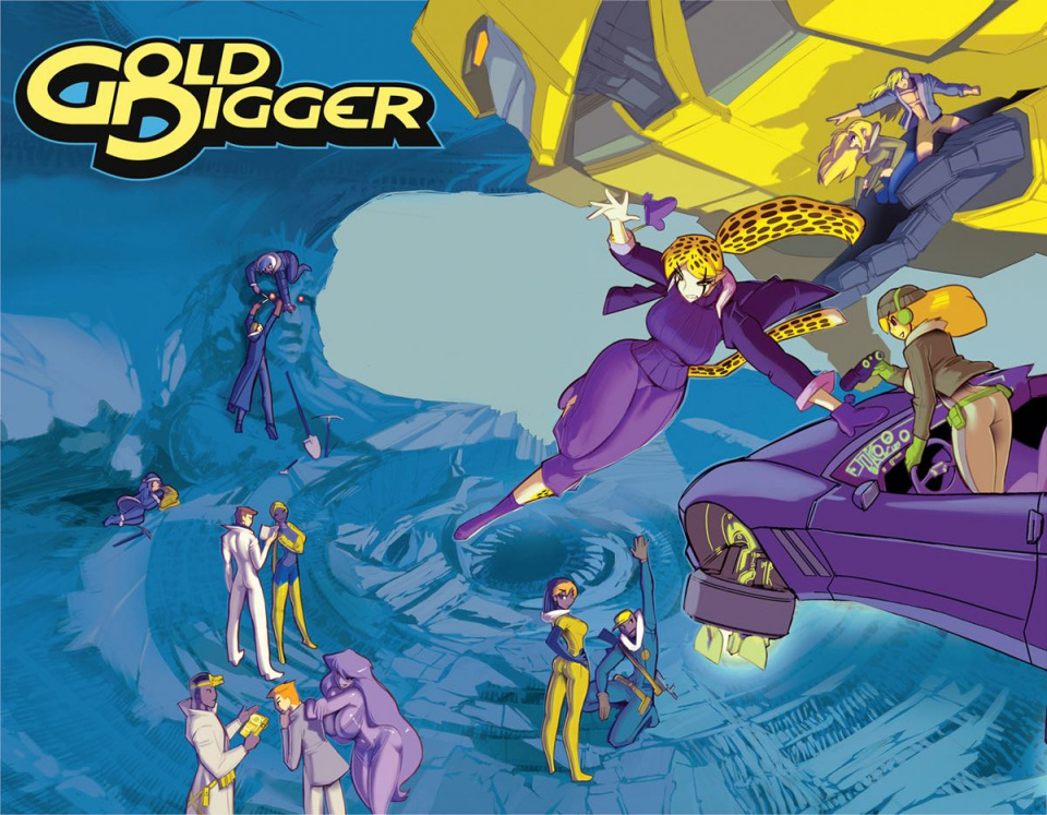 Gold Digger Gold Brick VIII