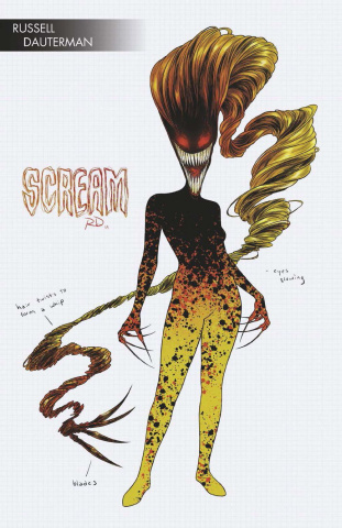 Absolute Carnage: Scream #1 (Dauterman Young Guns Cover)