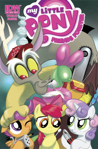 My Little Pony: Friends Forever #2
