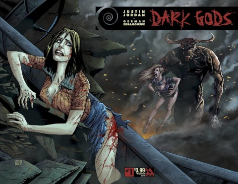Dark Gods #1 (Wrap Cover)