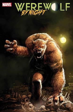 Werewolf by Night #2 (Zaffino Cover)