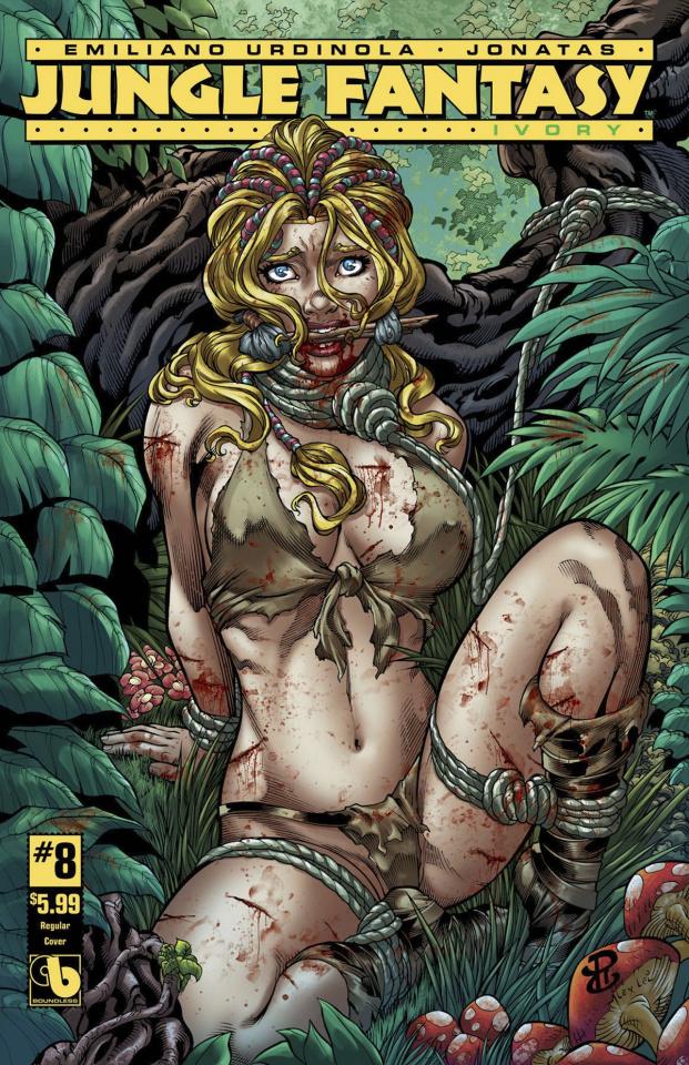 Jungle Fantasy: Ivory #8