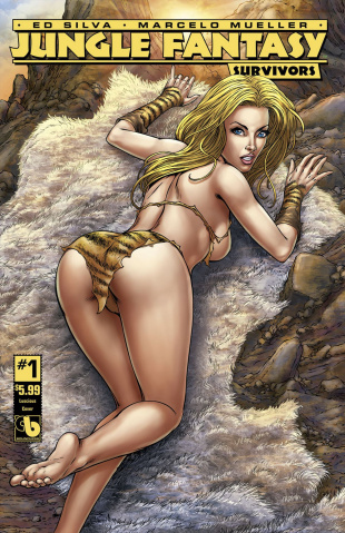 Jungle Fantasy: Survivors #1 (Lucious Cover)