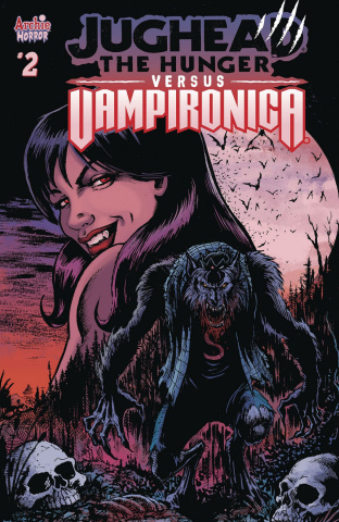 Jughead: The Hunger vs. Vampironica #2 (Robertson Cover)