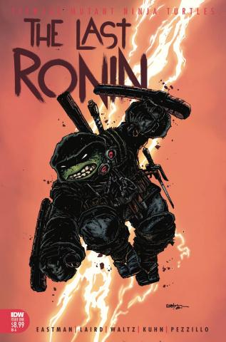 Teenage Mutant Ninja Turtles: The Last Ronin #1 (10 Copy Eastman Cover)
