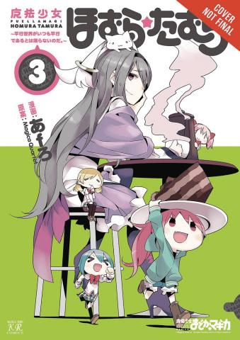 Puella Magi: Homura Tamura Vol. 3