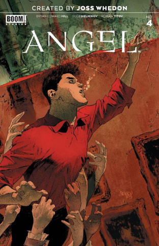 Angel #4 (20 Copy Melnikov Cover)