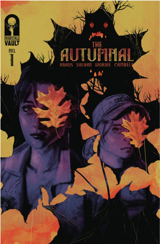 The Autumnal #1 (Shehan Cover)