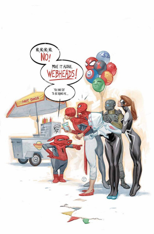 Web Warriors #6