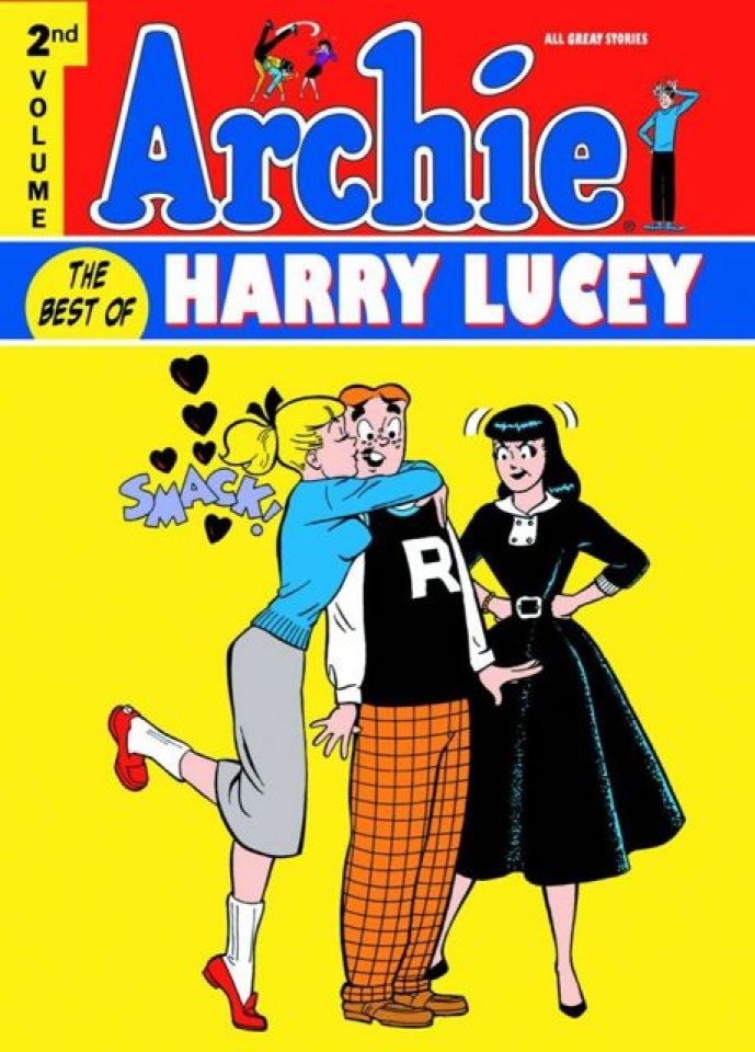 Archie: The Best of Harry Lucey Vol. 2