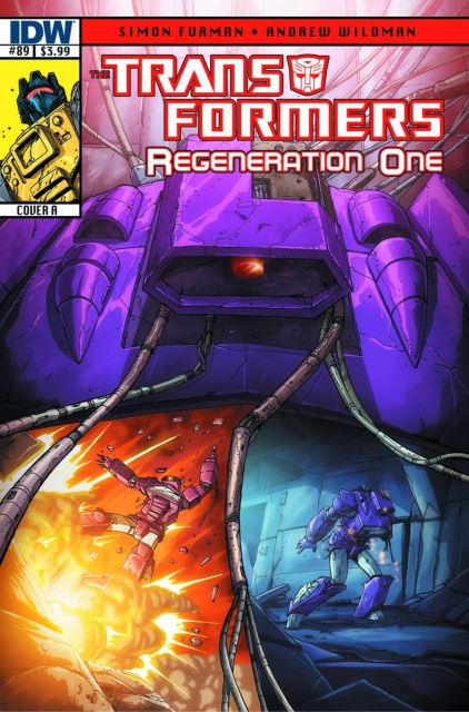 The Transformers: Regeneration One #89