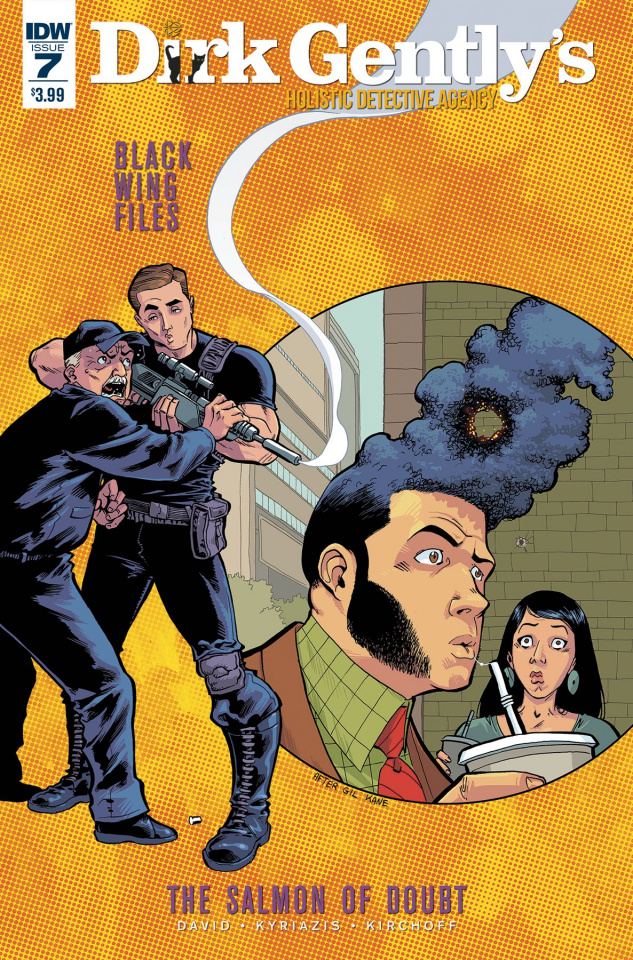Dirk Gently's Holistic Detective Agency: The Salmon of Doubt #7