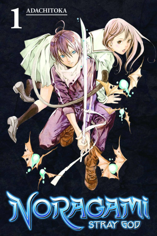 Noragami: The Stray God Vol. 1