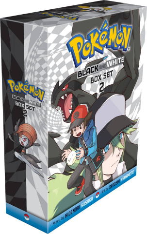 Pokémon: Black & White Vol. 2 (Box Set)