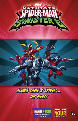 Marvel Universe: Ultimate Spider-Man vs. The Sinister 6 #5