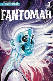 Fantomah #1 (Morrisette Cover)