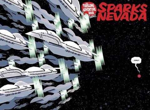 Sparks Nevada: Marshal on Mars #4