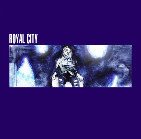 Royal City #9 ('90s Album Homage Cover)
