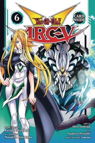 Yu-Gi-Oh! Arc-V Vol. 6