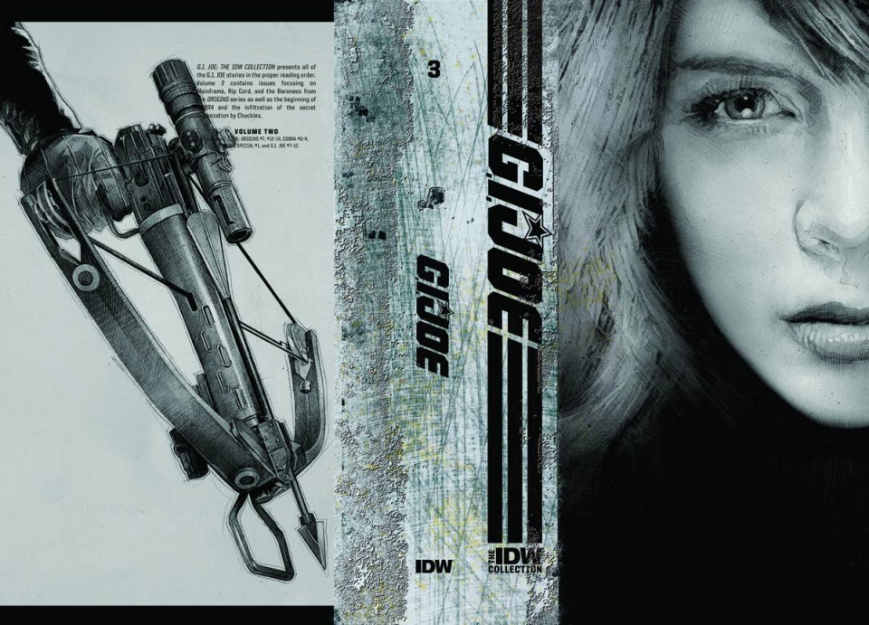 G.I. Joe: The IDW Collection Vol. 3
