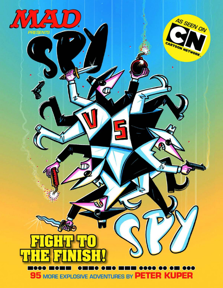 MAD Presents Spy vs. Spy: Fight To the Finish