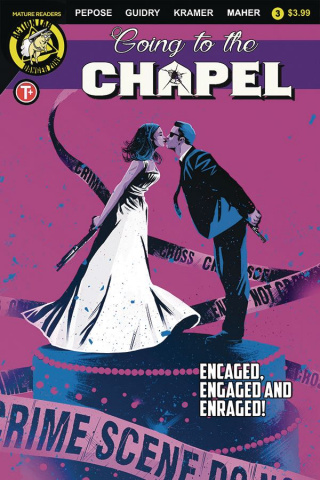 Going to the Chapel #3 (House Cover)