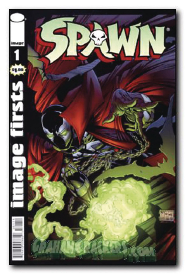 Spawn #1 (Image Firsts)