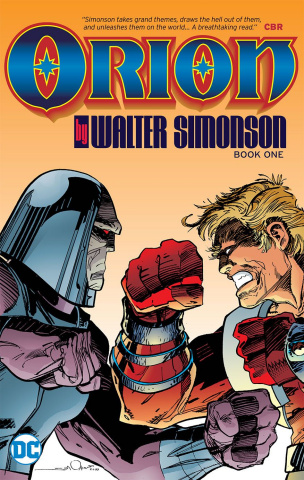Orion by Walter Simonson Book 1
