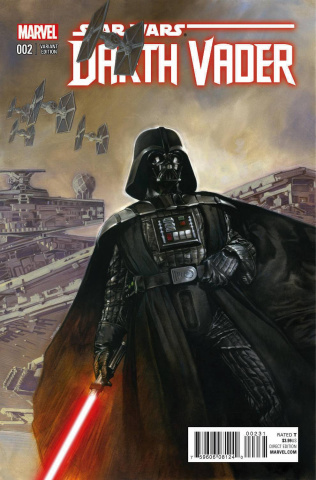Darth Vader #2 (Dorman Cover)