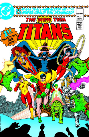The New Teen Titans Vol. 1