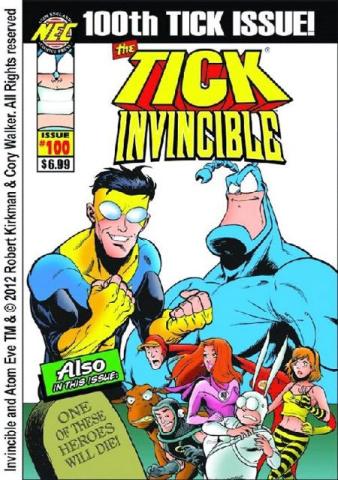 The Tick #100: Tick Meets Invincible