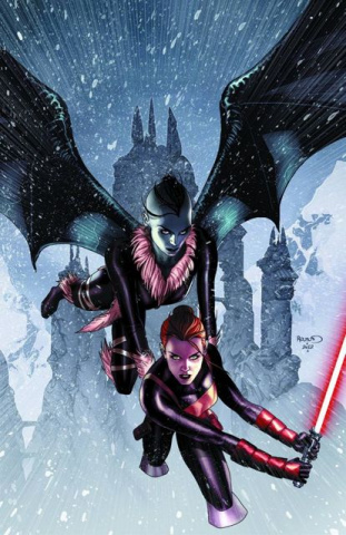 Star Wars: The Lost Tribe of the Sith - Spiral #2