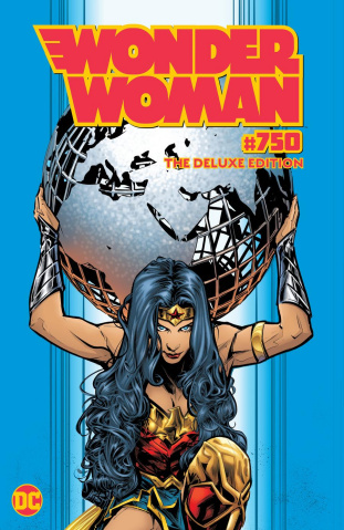 Wonder Woman #750 (Deluxe Edition)