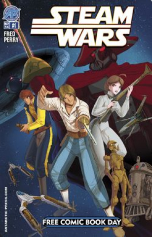 Steam Wars (Free Comic Book Day 2014)