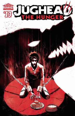 Jughead: The Hunger #13 (Malhotra Cover)