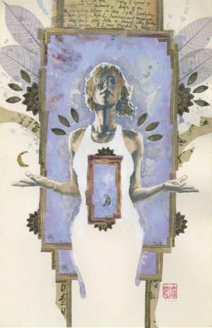 Buffy the Vampire Slayer: Willow Wonderland #1 (Mack Cover)