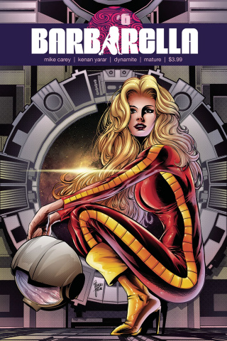 Barbarella #6 (Jaime Cover)