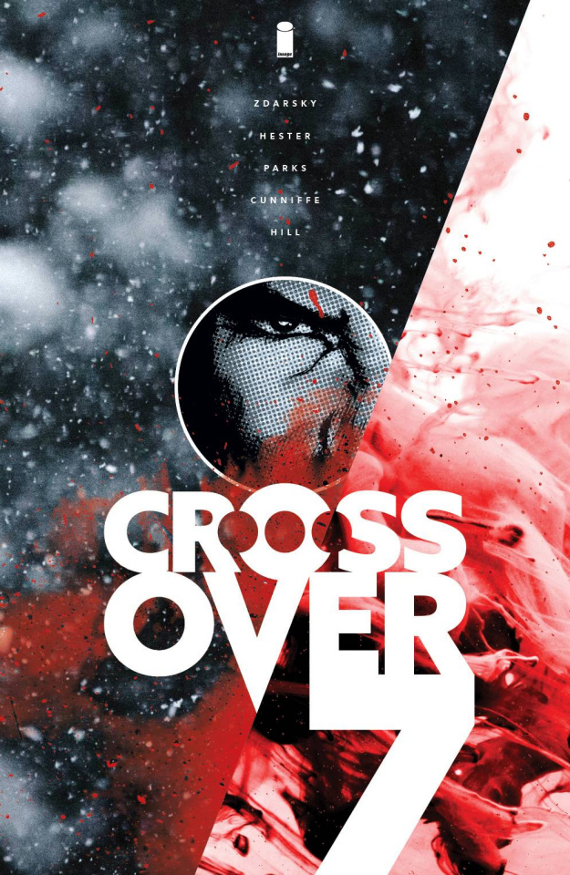 Crossover #7 (50 Copy Hill Cover)