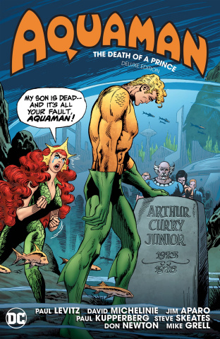 Aquaman: Death of a Prince (Deluxe Edition)