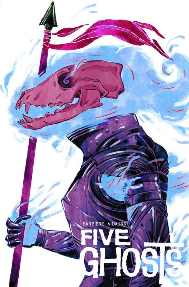 Five Ghosts Special #1