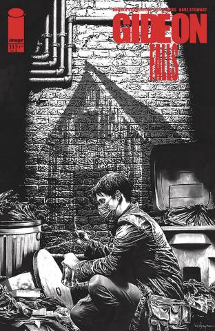 Gideon Falls #11 (Suayan Cover)