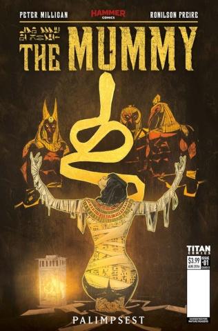 The Mummy #1 (Ruiz Cover)