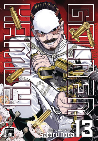 Golden Kamuy Vol. 13