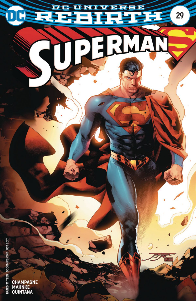 Superman #29 (Variant Cover)