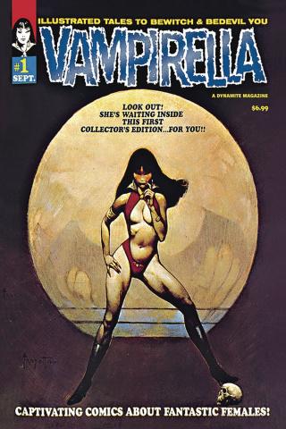 Vampirella #1 (1969 Replica Edition)