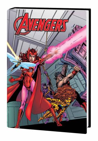 Avengers by John Byrne (Omnibus)