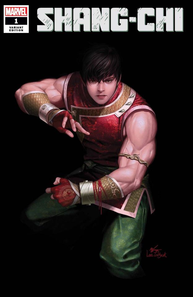 Shang-Chi #1 (Inhyuk Lee Cover)