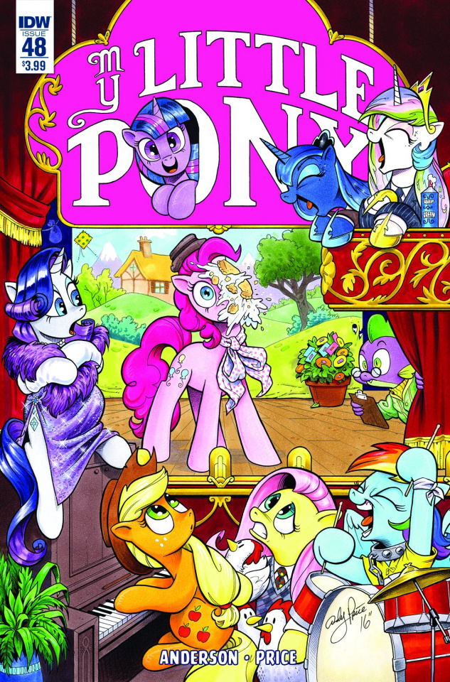 My Little Pony: Friendship Is Magic #48