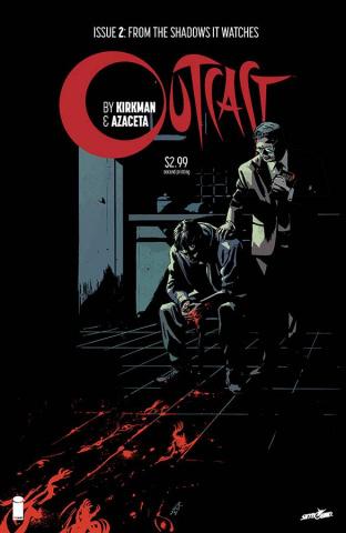 Outcast #2 (2nd Printing)